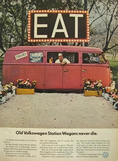 1966 volkswagen vw bus