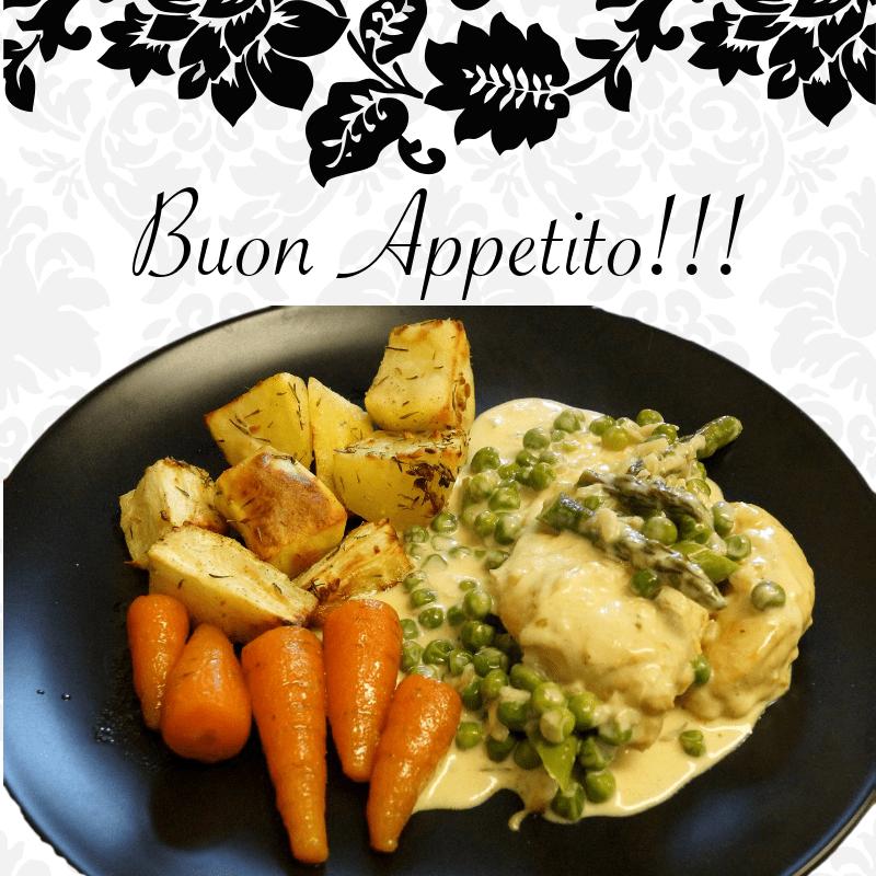 Buon Appetito !!!