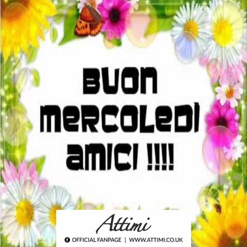 Buon mercoledi amici!!!