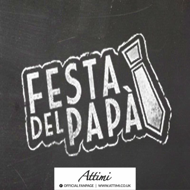 FESTA DEL PAPA!