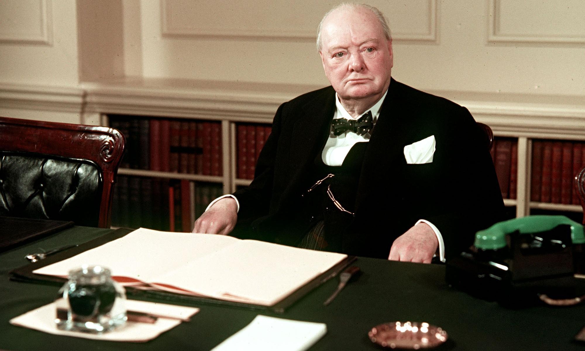 Frasi Winston Churchill
