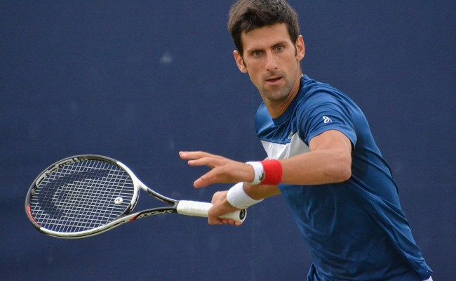 Novak Djokovic Would Welcome An Openly Gay Tennis Player