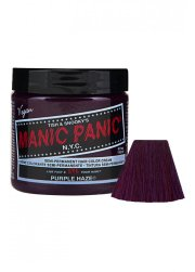 manic panic purple haze semi-permanent