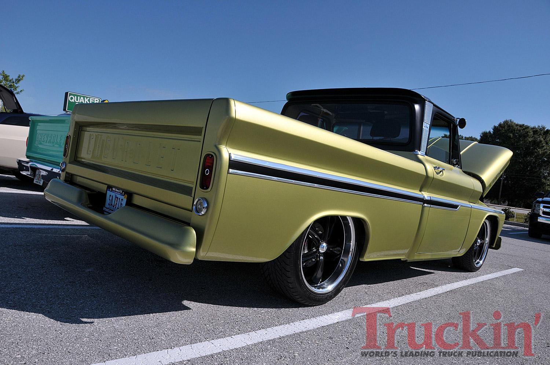 hight resolution of featured article custom classic trucks magazine february 2012 attitude paint jobs harley