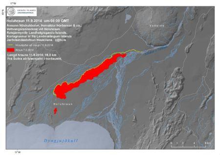 Holuhraun lava field Sept11 1