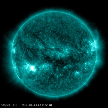 m2-3 sep 23 2014 sdo aia 131 23 15 utc r 1