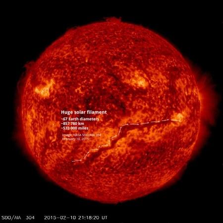 sdoaia304 solar filament annot