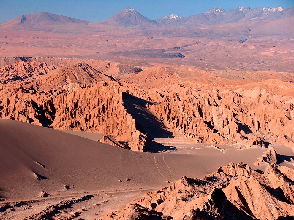 Vale da Lua Deserto do Atacama (Chile)