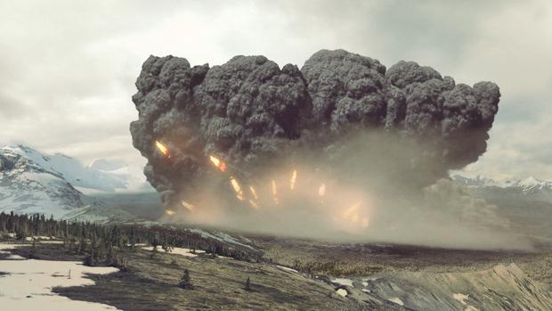Yellowstone-simulação