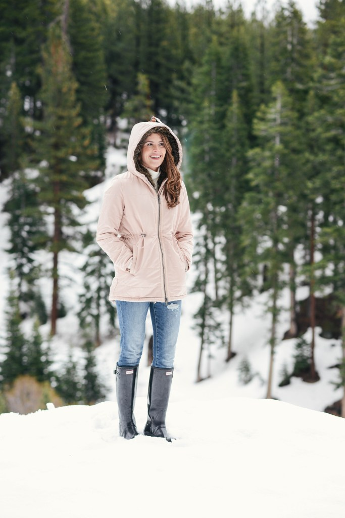 pink_parka_banana_republic