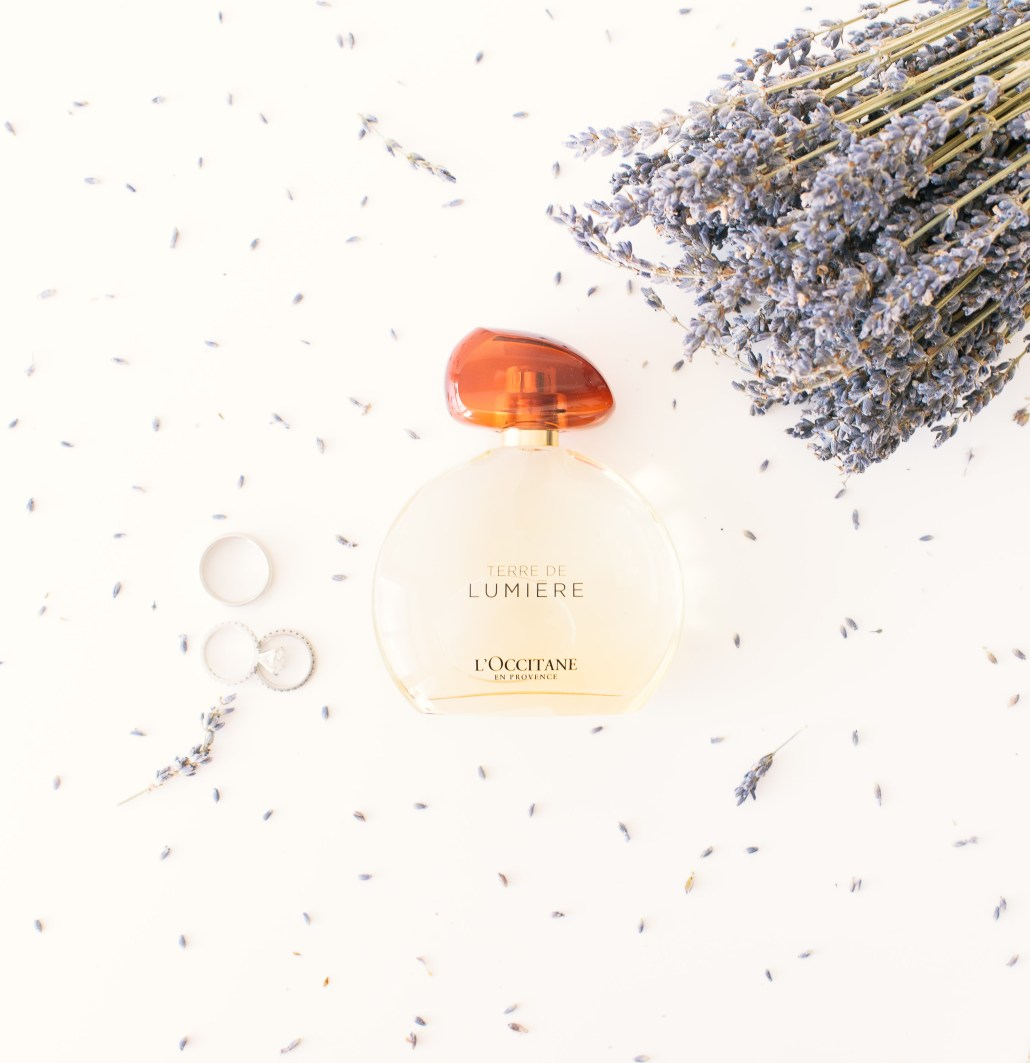 l'occitane, perfume, fragrance, l'occitane fragrance, weddings