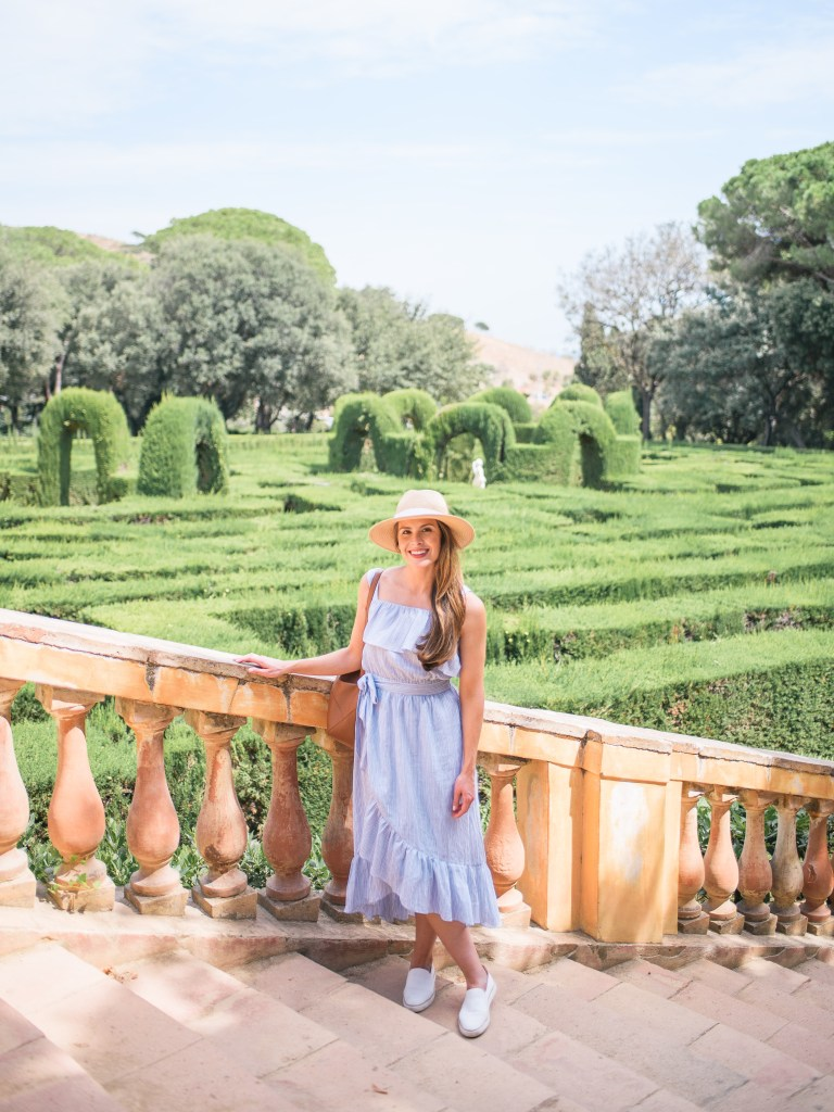 garden barcelone, sights to see in barcelona, parc guell, barcelona, travel blog