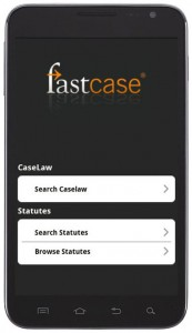 Fastcase Android App
