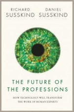 Cover Future of the Professions Susskind