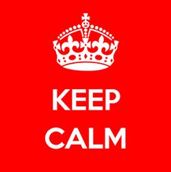 Practice Panther Keep Calm