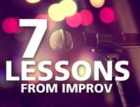 improv comedy lessons