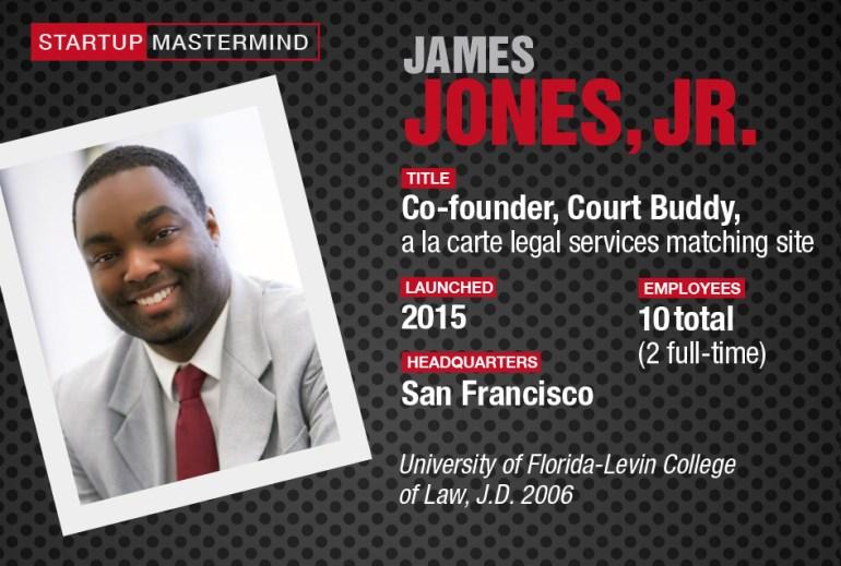 James Jones Jr Court Buddy