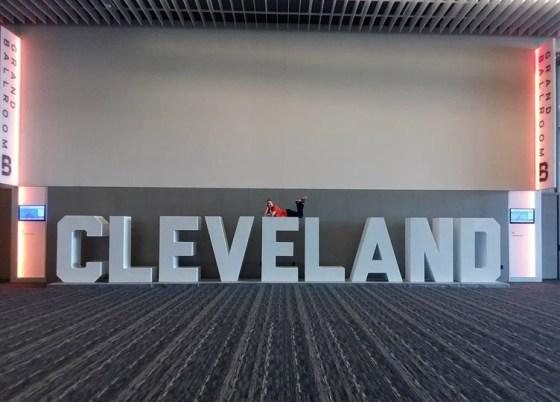 Climbing Cleveland Ruth Carter