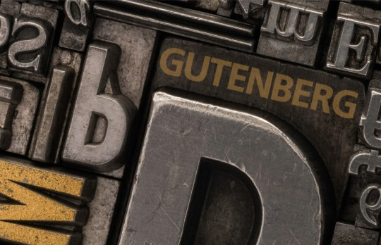 WordPress Gutenberg Type