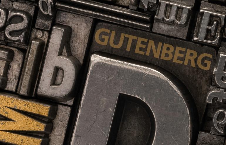 WordPress Gutenberg Type