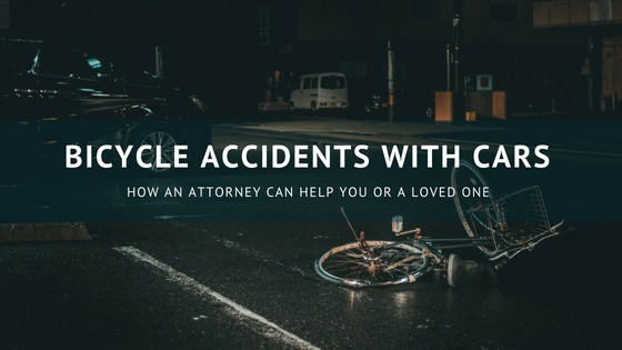 Bicycle Accidents with Cars