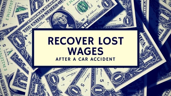Car Accidents and Lost Wages