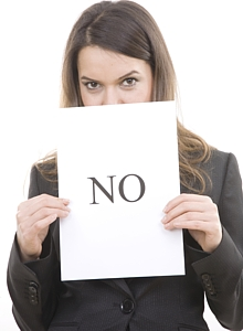 Image result for saying no at work