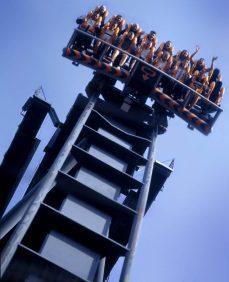 Oblivion - Alton Towers Resort