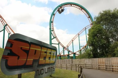 Oakwood Theme Park - Speed:No Limits