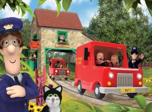 Postman Pat Parcel Post - CBeebies Land