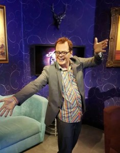 Madame Tussauds Blackpool - Alan Carr