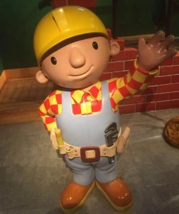 Madame Tussauds Blackpool - Bob the Builder