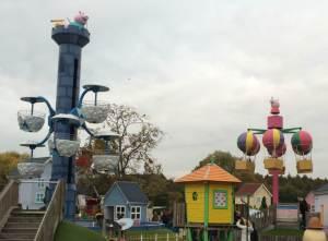 Peppa Pig World - Mr Potatos Playground