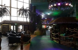 Sandcastle Waterpark - Waterfalls Cafe