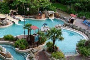 Bubbly Wubbly Pool - Alton Towers Waterpark