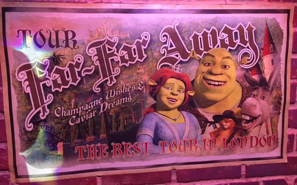 Two Free Tickets To Shreks Adventure Attractions Near Me