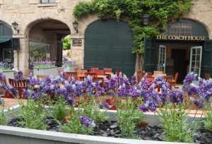 Warwick Castle - The Coach House Family Restaurant