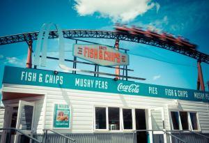 Stealth Rollercoaster - Thorpe Park