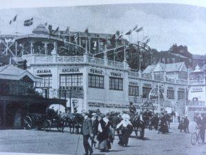 Scarborough Arcadia and Mountain Railway 1902