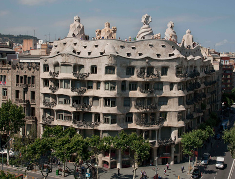 Skip the Line to Casa Mil La Pedrera  AttractionTix
