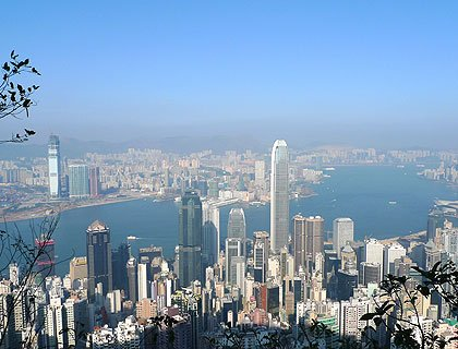 Hong Kong Island Tour inc. Peak Tram Ride