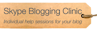 Skype Blogging Clinic