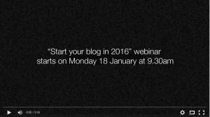 Webinar starts soon