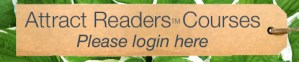 Log into Attract Readers Courses