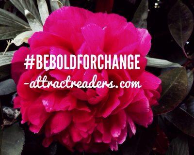 Blogging challenge International Womens Day