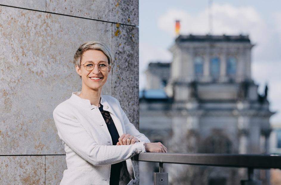 Plötzlich Neustaat? Das Interview mit Nadine Schön zur Verwaltungsmodernisierung