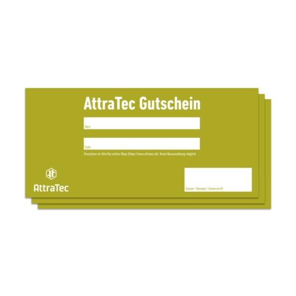 AttraTec Gutschein