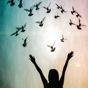 Let Go and Let In, the attunement for making things better