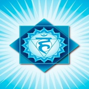 Chakra 5 the Throat Chakra, for expressing yourself well