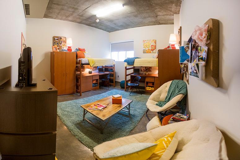 living room layout help me arrange my residence halls | arkansas tech university
